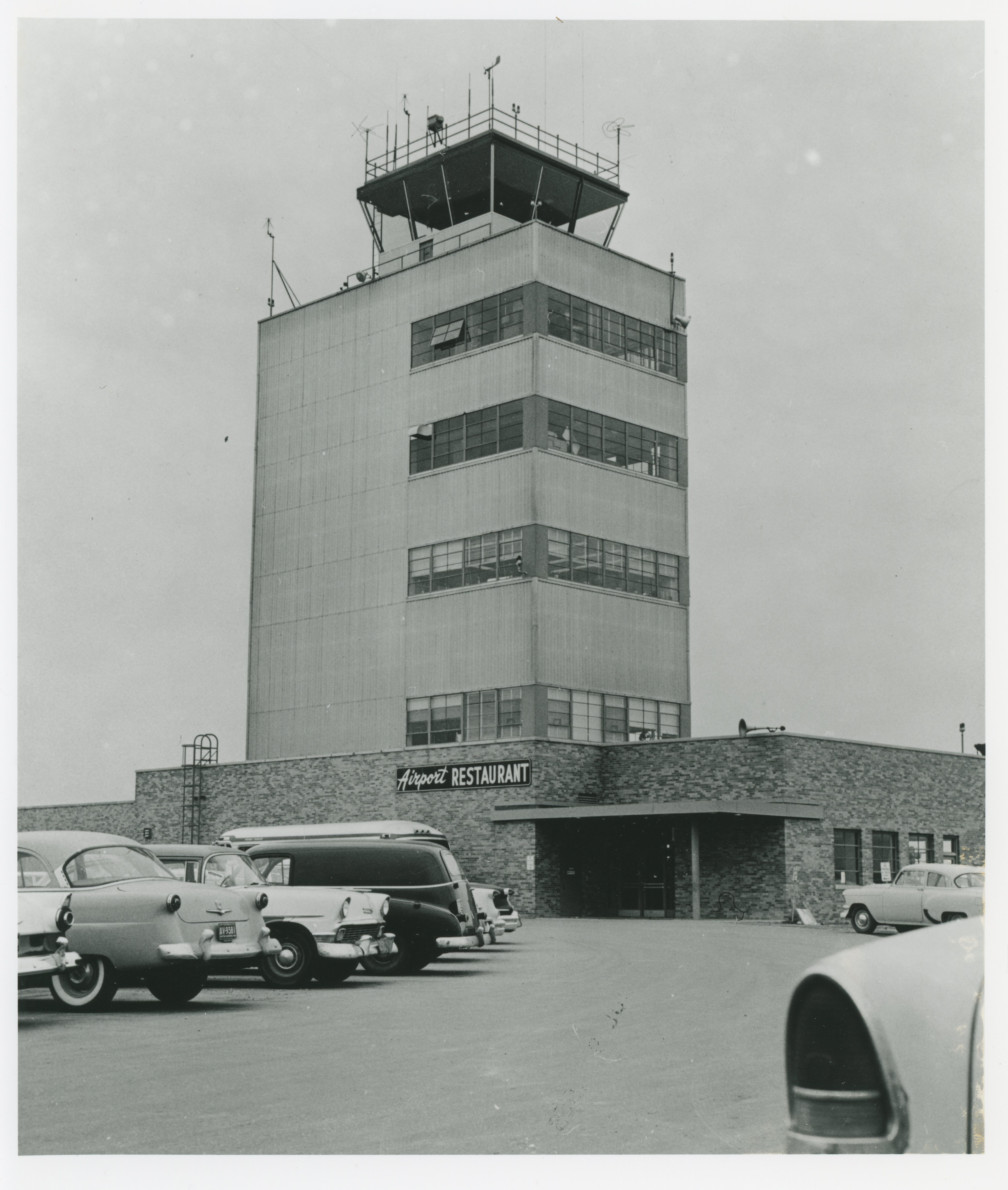 Wayne County Airport Tower
