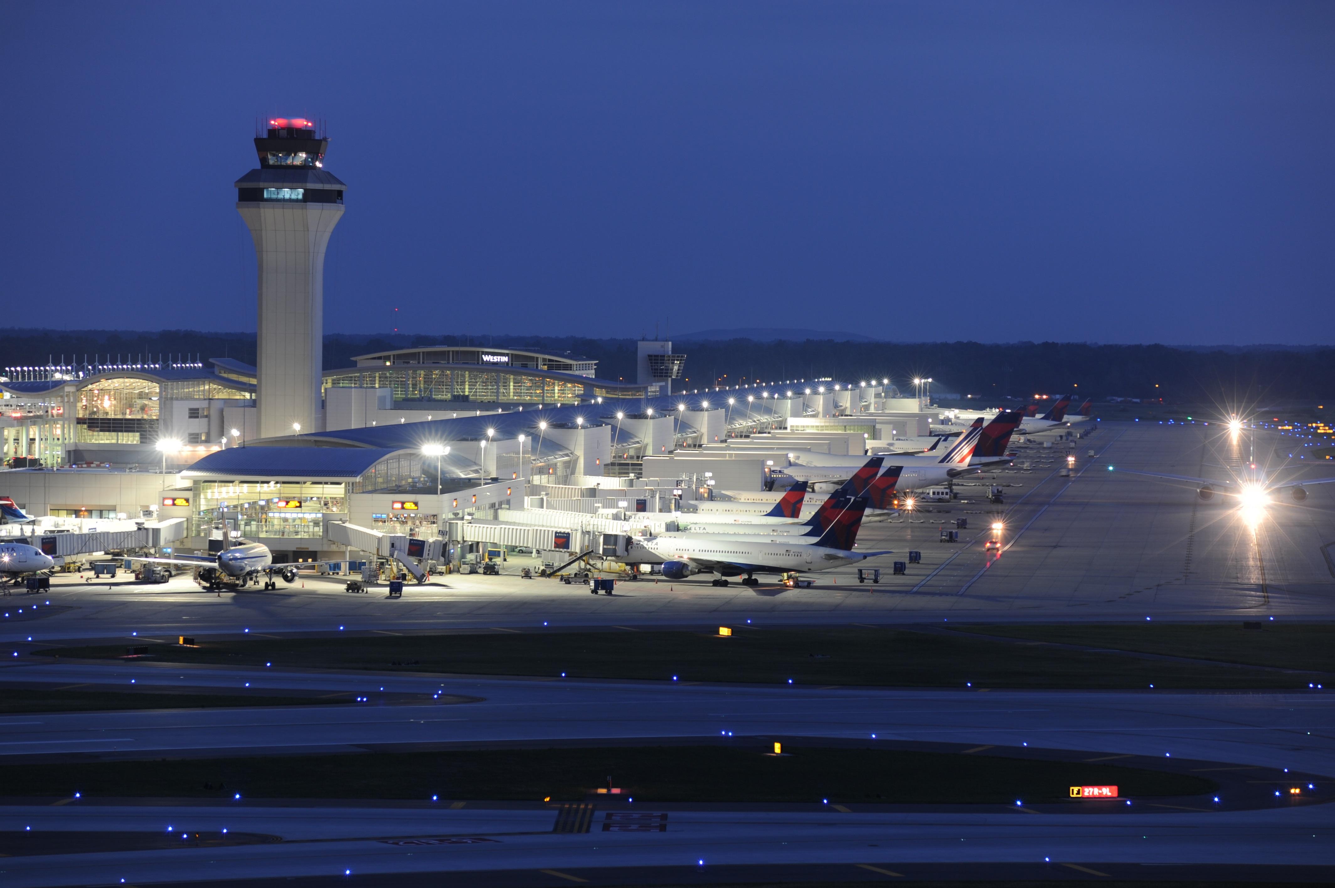 Detroit Metropolitan Airport's Midfield Terminal