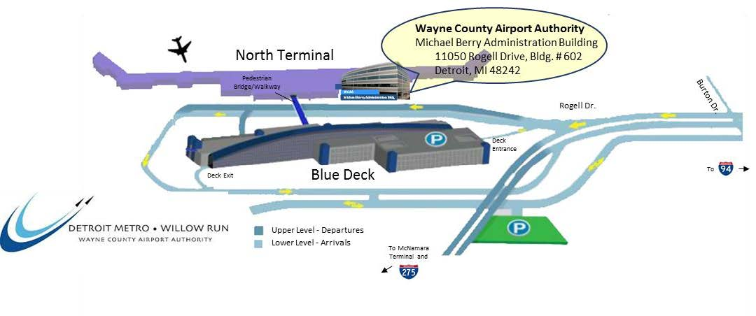 Business Opportunities Wayne County Airport Authority