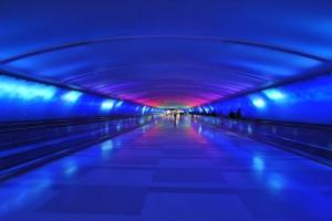 McNamara LED Light Tunnel